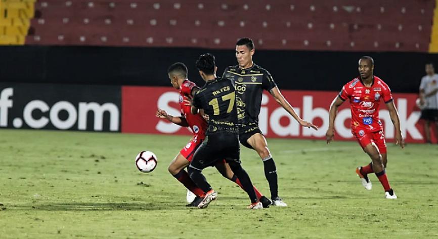 San Carlos (CRC) avanza a los Cuartos de Final de la Liga ...